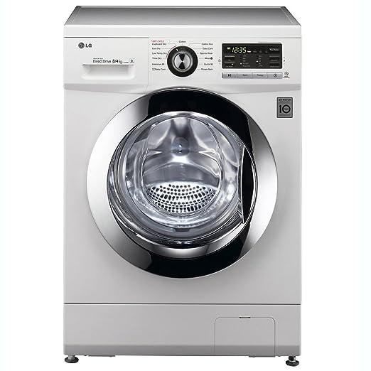 LG - Lavasecadora F1496ADP3 de 8 Kg y 1.400 rpm: Amazon.es: Hogar