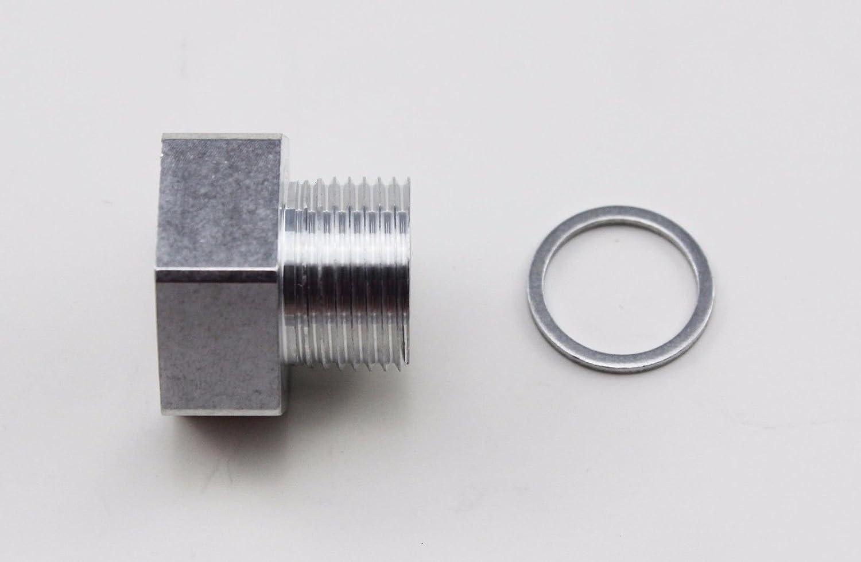 LS Low Oil Sensor Adapter M20X1/8NPT LSX Innovations