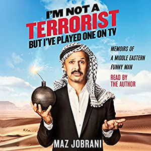 I'm Not a Terrorist, But I've Played One on TV Audiobook
