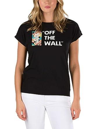 Damen Shirt Tropical Vans Lock T Up ShirtBekleidung 35Aj4RLq