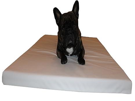 almohada ortopédica Perros Cojín hundematte Animales Perros cama colchón de perros de piel sintética relleno