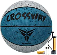 """MAIBOLE Personalized Basketball 29.5"""" Indoor Ourdoor Basketball Size 7 Street Composite Leather Basketbal"""