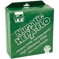 Numatic HEPAFLO, Bolsas para aspirador T370 y EAUPRO