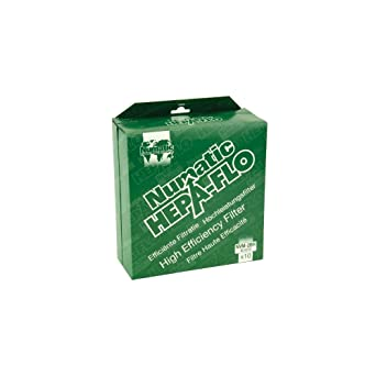 Numatic HEPAFLO, Bolsas para aspirador T370 y EAUPRO, 25 L, 10 ...