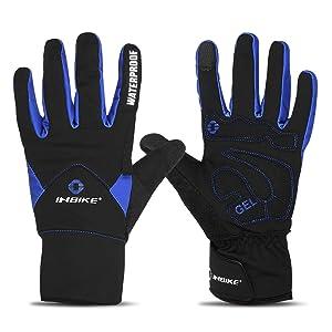 Inbike Men Gloves