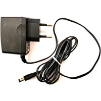 Zeffcon - Power Adaptor, Power Supply Ac Input 100-240V Dc Output 9 Volt 0.6 Amps For Modem, Router