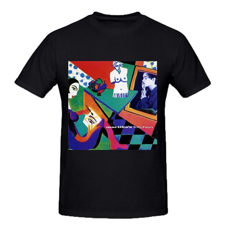 Martika Martika Martikas Kitchen Men Graphic Tee Shirts