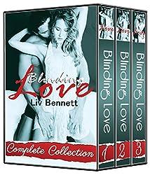 Blinding Love 1-3 (Menage Erotic Romance)