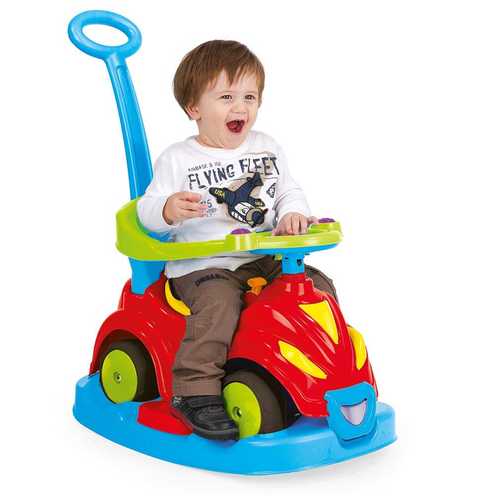 Dolu 705 8003 4-in-1 Smile Car