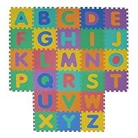 VeloVendo® - Tappeto Puzzle con Certificato CE e Certificazione TÜV in soffice Schiuma EVA   Tappeto da Gioco per Bambini   Tappetino Puzzle