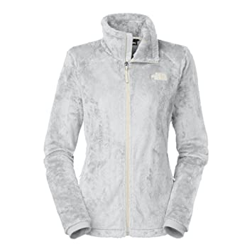 North face osito jacket grey