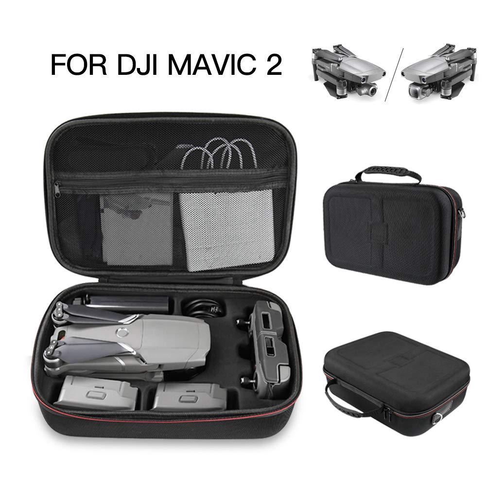 RCstyle Mavic 2 Carrying Case Waterproof Shoulder Bag Compatible for DJI Mavic 2 Pro DJI Mavic 2 Zoom Mavic Pro Fly More Combo