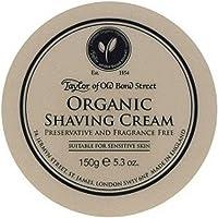 Taylor of Old Bond Street Taylors of Old Bond Street 150g Traditional Shaving Cream Tub (Organic)