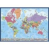 Grupo Erik Editores   Vade Escolar Mapa Do Mundo (Editado en Portugués)