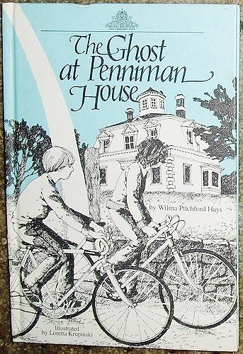 The ghost at Penniman House (Weekly reader books)