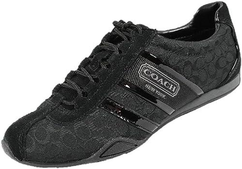 COACH Remonna Signature C Logo Black