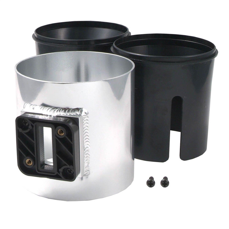 """Spectre Performance 9705 4"""" Aluminum Mass Air Flow Sensor Adapter Kit"""