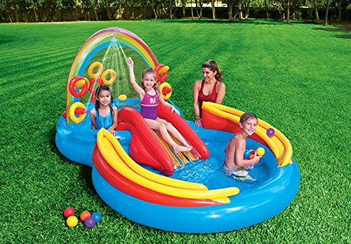 Blow up swimming pools for kids review the pool cleaner for Kids swimming pool