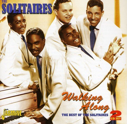 CD : The Solitaires - Walking Along (United Kingdom - Import, 2PC)