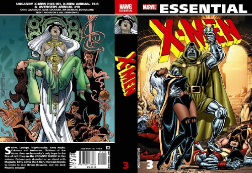 Essential X-men 3: All-new Edition -  Chris Claremont, Paperback