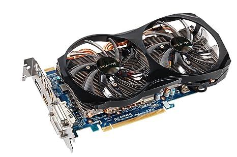 Gigabyte GV-N660OC-2GD - Tarjeta gráfica (GeForce GTX 660, 2 ...
