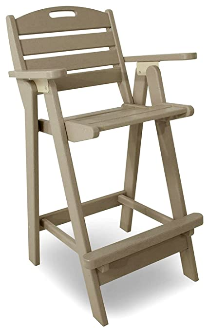 EFD Bar Height Patio Chair with Adjustable Back and Footrests Seat Bar Stool  Portable Kitchen Square - Amazon.com: EFD Bar Height Patio Chair With Adjustable Back And