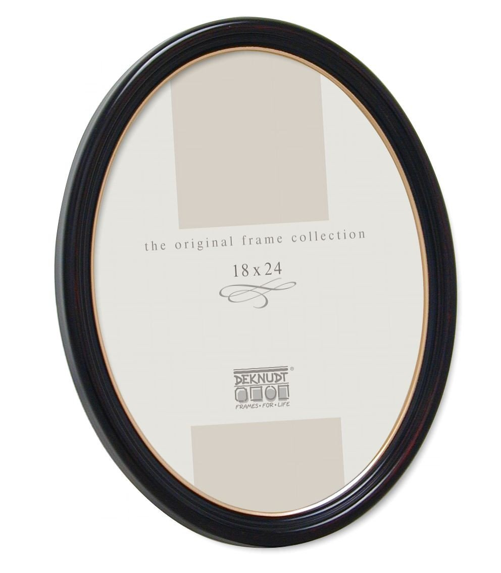 Amazon.de: Deknudt Frames S100F9 10.0X15.0 Fotorahmen, oval ...