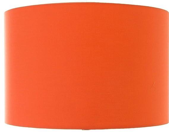 Buy orange drum lamp shade l10b16h10 cm for b 22 lamp holder only orange drum lamp shade l10b16h10 cm for b 22 lamp aloadofball Gallery