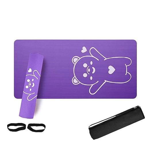 LXMBox Estera de Baile para niños/Estera de Yoga de Dibujos ...
