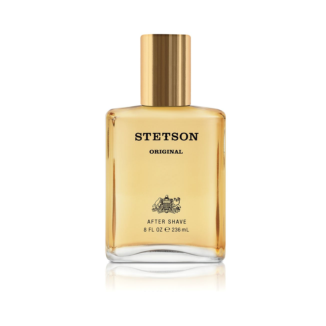 Stetson Original 8oz Aftershave WOW