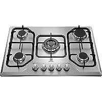 Cooktop Electrolux 5 bocas  a Gás (GT75X)