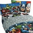 Ideal pc Marvel Avengers Full Bed Sheet Set
