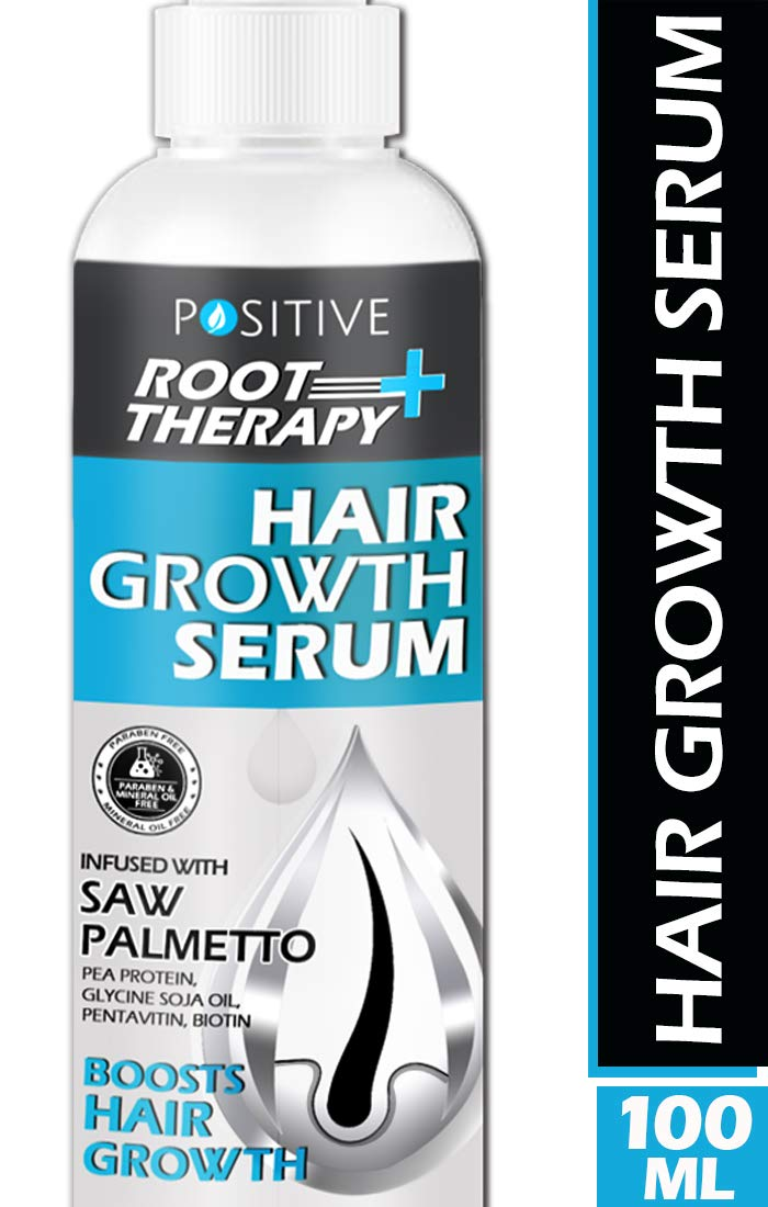 POSITIVE Root therapy Plus+ Hair Growth Serum | Saw