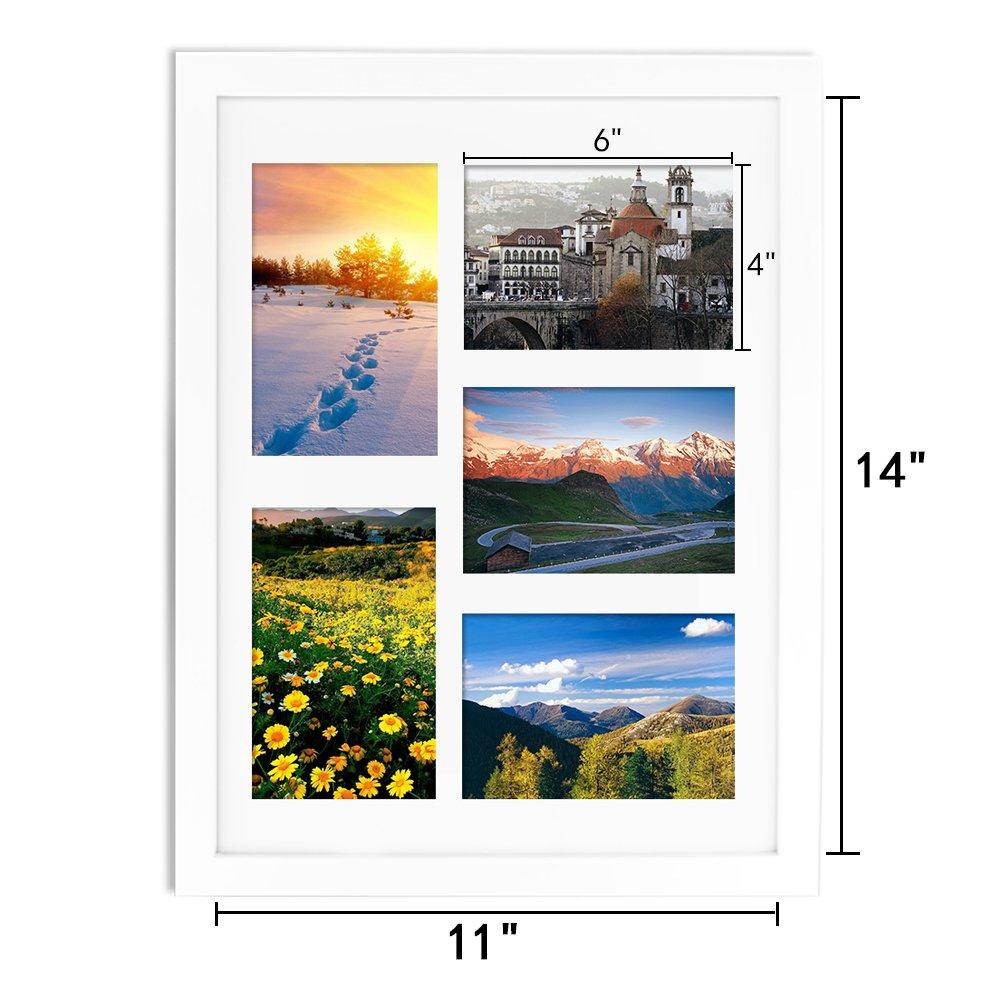Ziemlich Weiß 11x14 Bilderrahmen Bilder - Benutzerdefinierte ...