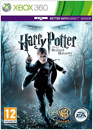 harry potter deathly hallows part 1 pc gameplay
