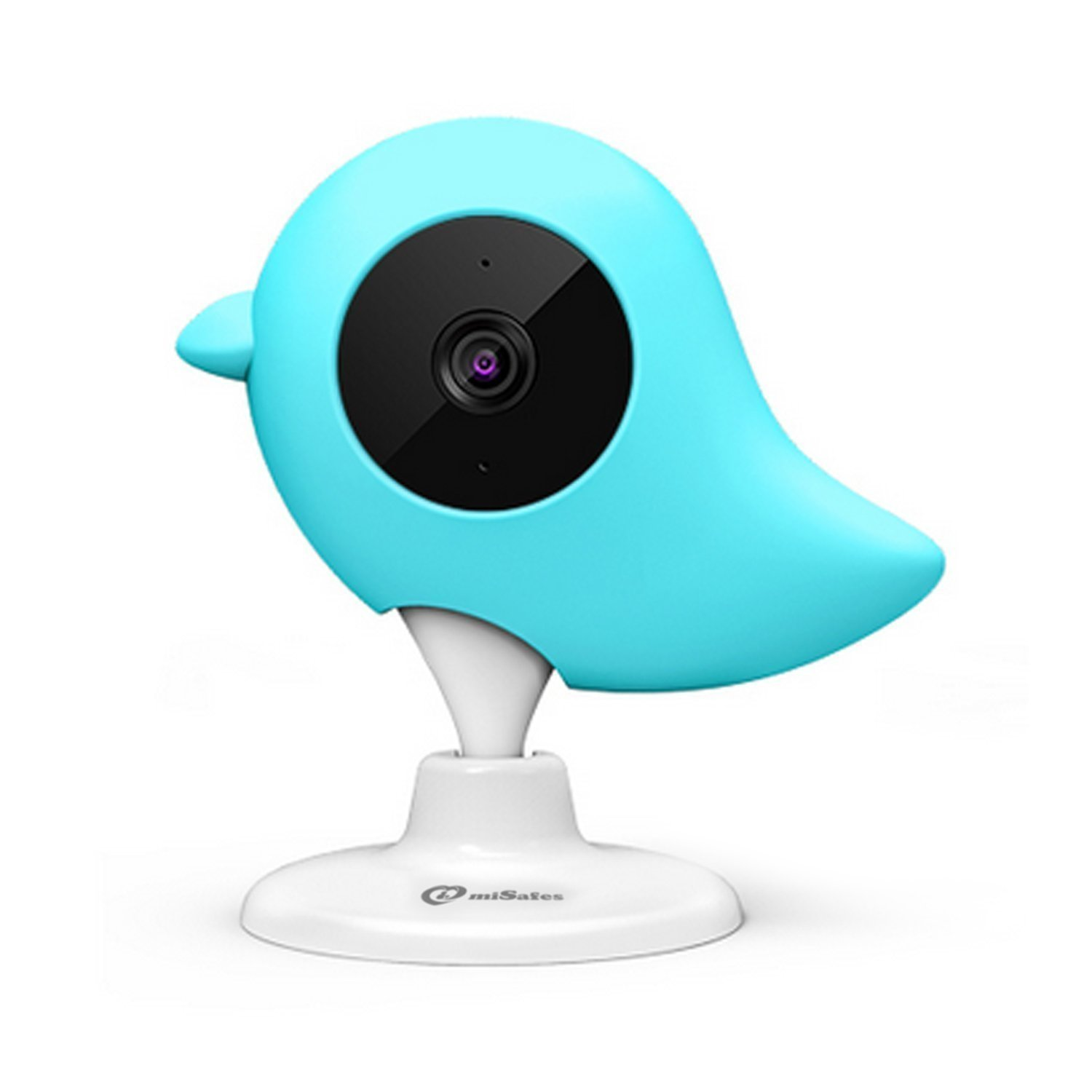 Amazon.com: Baby Mini Monitors Wireless WiFi IP Surveillance Camera ...