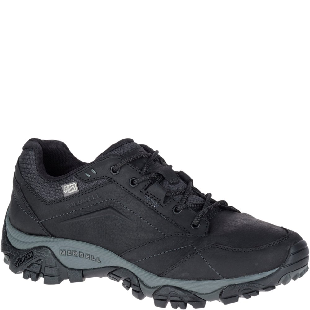 08cf041981 Merrell Men's Moab Adventure Lace Waterproof Hiking Shoe