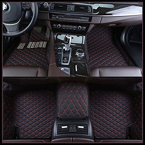 Zpet Luxury Custom Fit All Weather 3d Full Surrounded Xpe Leather