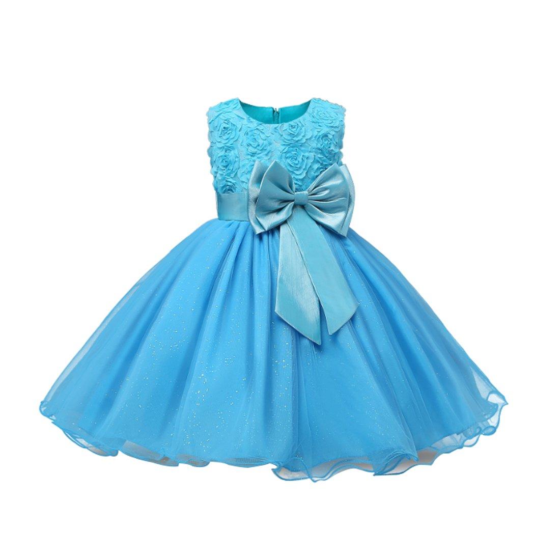 Huicai Vestido de Fiesta de Las Muchachas Vestido de niña de Las ...