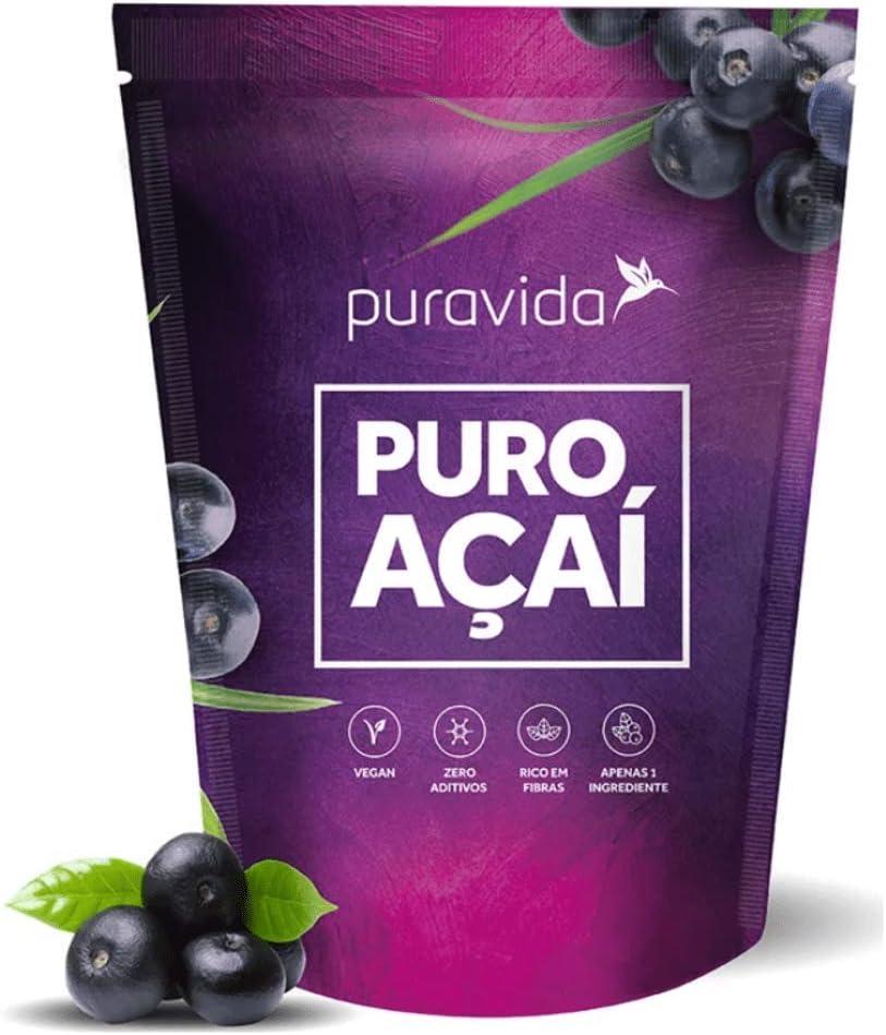 Puro Açaí (200g) - Pura Vida por PURAVIDA