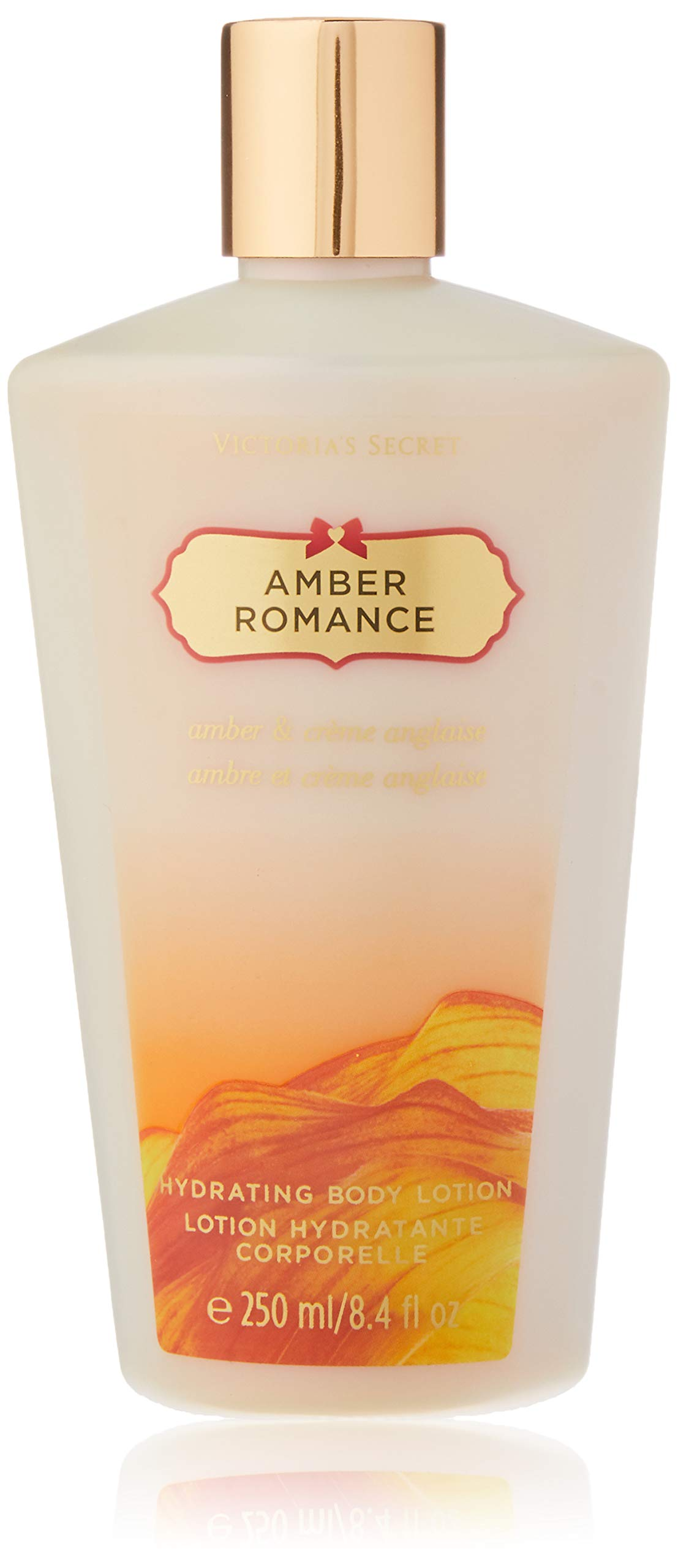 b84d015b6d Amazon.com   Victoria s Secret Fantasies Amber Romance Hydrating Body Lotion  8.4oz. 250ml   Beauty
