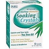 Tea Tree ULTIMATES Soaking Crystals (6/Box)