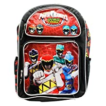 Backpack - Power Rangers - Dino Charge Large School Bag New 114866