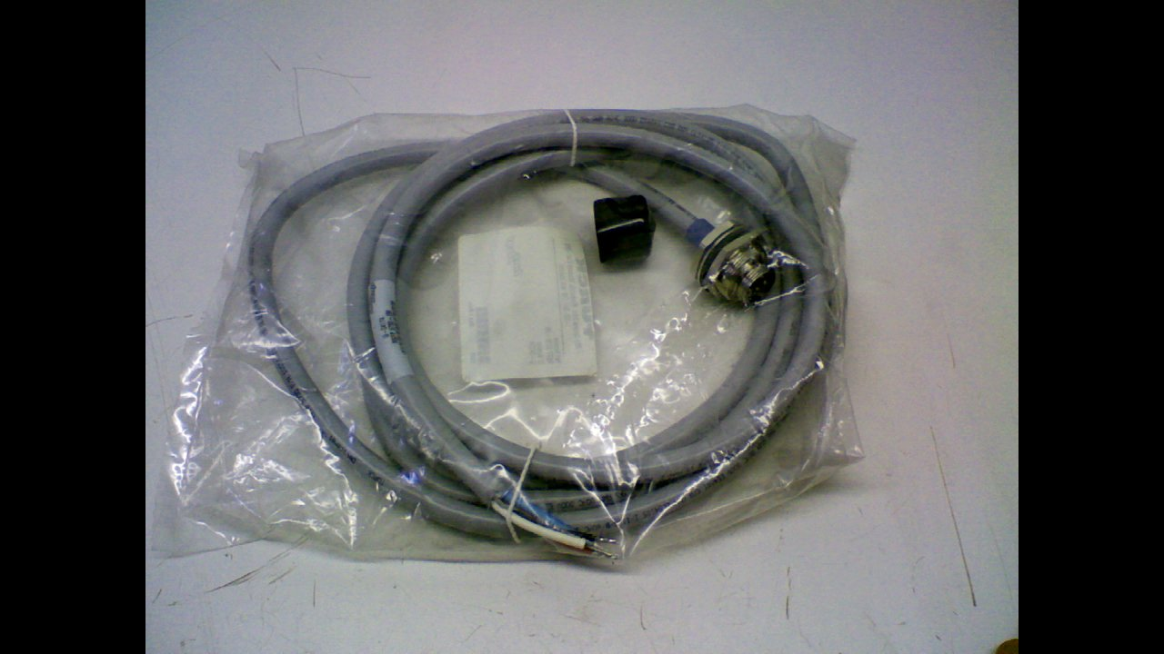 Turck Rsfp 5730-3M 5 Pole Straight Single Ended Male Cordset 3M Rsfp 5730-3M