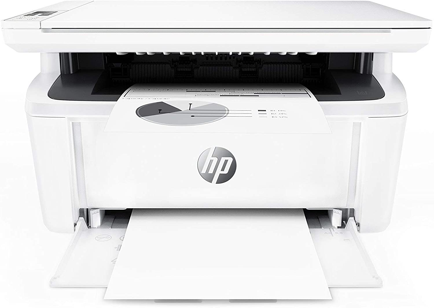 HP Laserjet Pro M29w All-in-One Wireless Monochrome Laser Printer with Mobile Printing (Y5S53A) (Renewed)