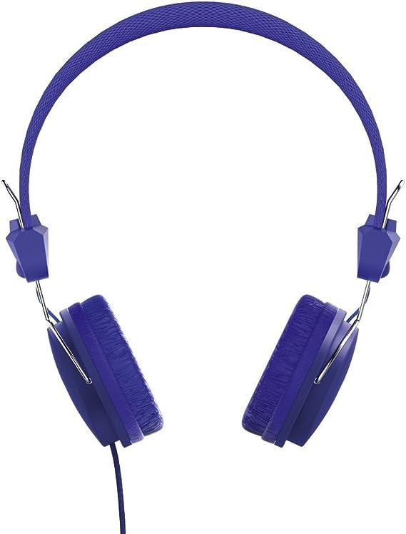 Hama Stereo Kopfhörer Joy Blau Elektronik