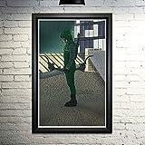 Arrow word art print -11x17'