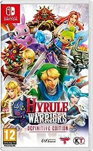 Hyrule Warriors: Definitive Edition: Amazon.es: Electrónica