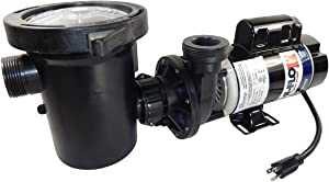 PH2150-6 Waterway | 1.5 hp 2-Speed 3450/1725 RPM, 115V Above Ground Pool Pump