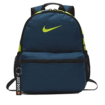 NIKE Brasilia JDI KIDS  BACKPACK (MINI) - BA5559-474 - Blue Force 229d48471697a